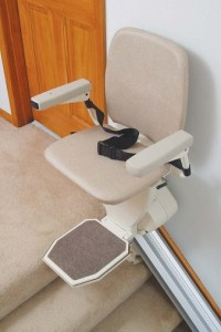 The Convenience And Ease Of Use Of Our Stairway Lifts Will Impress You.  Sometimes Called Stair Lifts Or Chair Lifts, The Style And Quiet Ride Will  Comfort ...